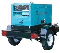 Welder, 400amp/10kw Generator