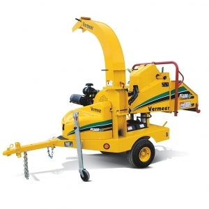 Vermeer BC600XL Brush Chipper