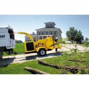Vermeer BC1000 Brush Chipper