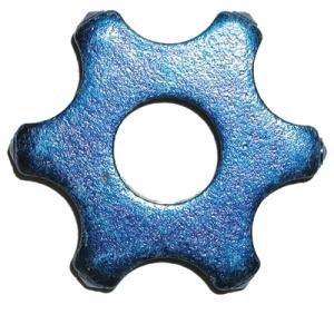 EDCO CP206-T, 6 point tungsten carbide (CPM-8 & CPM-10, 8-Shaft)