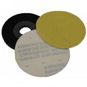 Virgina Abrasives Disc Gold Dustless Drywall Sander Discs 9xNH 100-grit