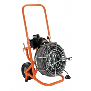 General Wire Spring Easy Rooter with 5-8in x 75ft cable