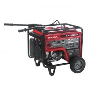 Honda Industrial 6500watt Generator