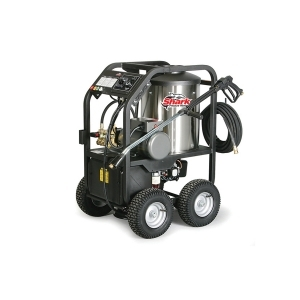 SHARK 1.9 @ 1500 2HP 120V 1PH DIRECT DRIVE HOT WATER PRESSURE WASHER