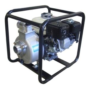 Tsurumi 2  TE2-50HA Honda engine dewatering pump