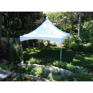 Aztec Tents 15x15 Ultra White High Peak Frame Tent