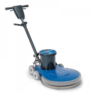 "Lightning 1500 rpm 20"" Burnisher with flexible Pad Driver"