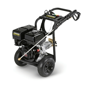 KARCHER RESIDENTIAL 2.5 @ 3000 HONDA GC190 GAS COLD WATER DIRECT DRIVE PRESSURE WASHER