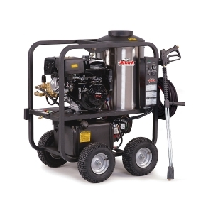 Shark 2.6 @ 3000 Honda Gx270 Hot Water Pressure Washer