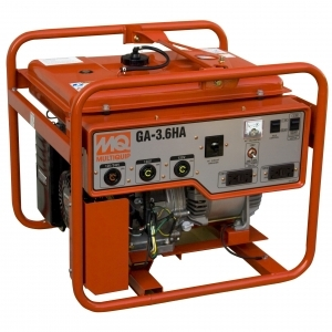 Multiquip Generator - Gas 3200 watt