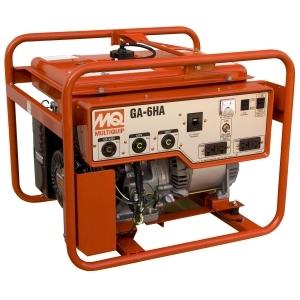 Multiquip Generator - Gas