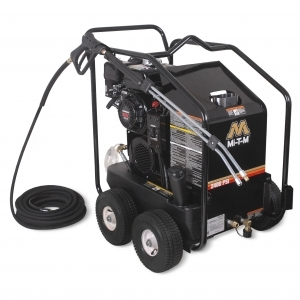 2000 PSI Hot Water Pressure Washer
