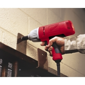 """Milwaukee Electric Tool 1/2"""" Square Drive 7 Amp Impact Wrench"""