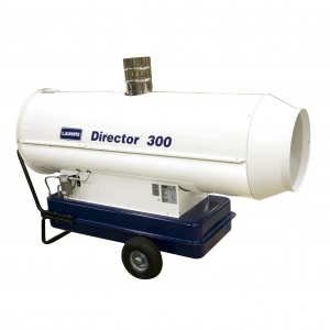 L.B. White Director 300 Portable Indirect-Fired Heater