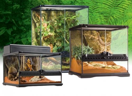 30% off Exo-Terra Reptile Terrariums