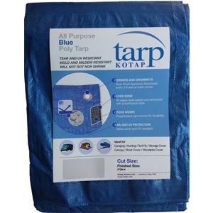 Kotap America Ltd. All-Purpose Blue Poly Tarp