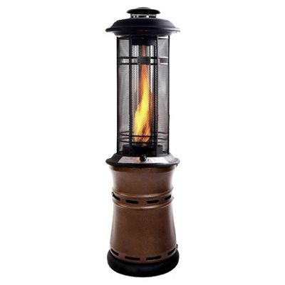 Inferno Radiant Gas Patio Heater, 40,000 BTU