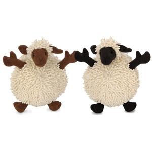 GoDog™ Fuzzy Wuzzy Large Sheep Dog Toy