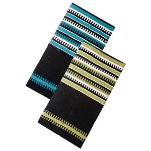 Weaver Leather Reversible Patterned New Zealand Wool Saddle Blanket