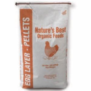 Nature's Best Organic Layer Pellets