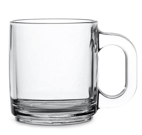 Libbey, 5201 10 Oz Warm Beverage Glass Mug