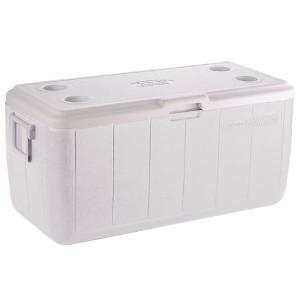 Coleman, 3000000185 120 Quart White Cooler