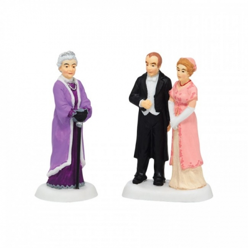 Department 56® The Downton Abbey® Legacy Continues
