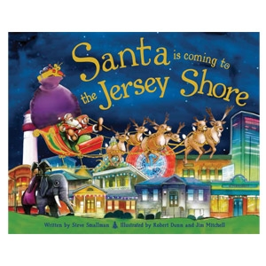 Santa is Coming to the Jersey Shore