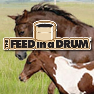FeedinaDrum® FlaxLic® Supplement for Cattle & Horses