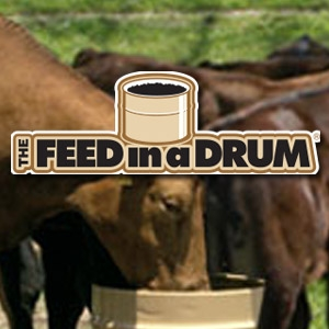 FeedinaDrum® Fescue Balancer IGR for Beef & Dairy Cattle