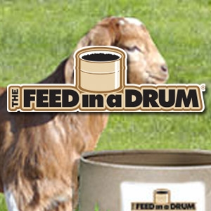 FeedinaDrum® Natural 15 Supplement for All Classes of Horses, Sheep and Goats
