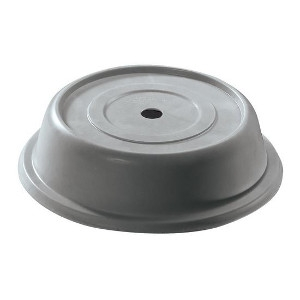 Granite GrayRound Plate Cover, 10 13/32