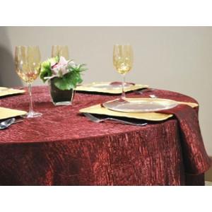 Crush Table Linen