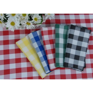 Checks Collection Table Linen