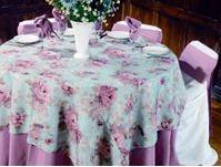 Flower Garden Collection Table Linen