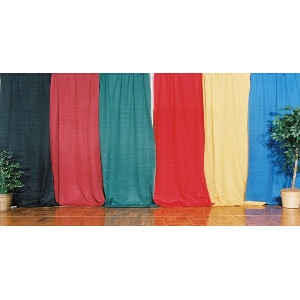 Drapes - Assorted Colors