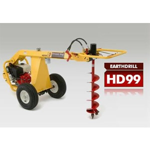 Ground Hog HD99 Hydraulic Earthdrill