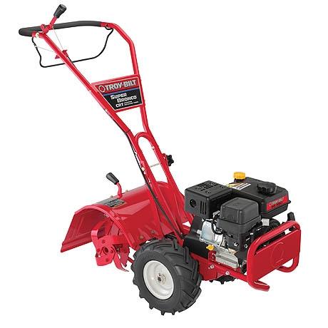 Troy-Bilt® Super Bronco CRT Garden Tiller