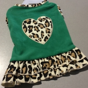 Isaac Mizrahi Luxe Leopard Dress