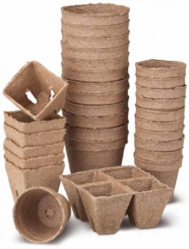 Jiffypots® Peat Pots