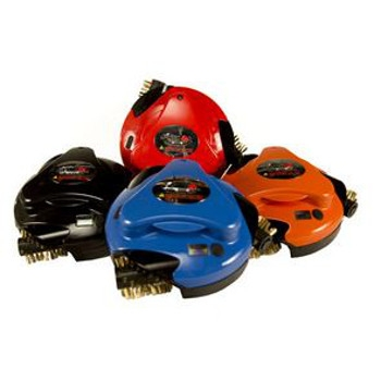 Grill Bots, Available in Black, Blue, Orange & Red