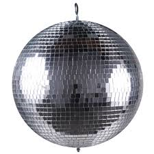 Disco Ball w/ Lights