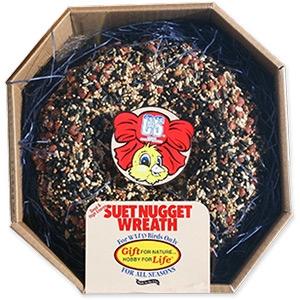 C&S Suet Nugget Wreath