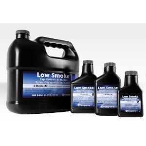 Husqvarna, 12.8oz 2 Clycle Low Smoke Oil