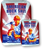 American Rock Salt-25 and 50 lbs