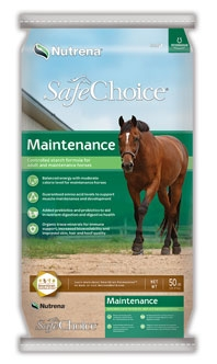 SafeChoice® Maintenance Horse Feed-50 lbs