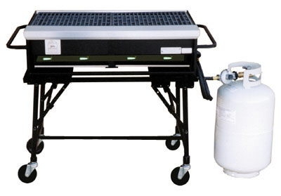 "Gas Grill 16""x32"""