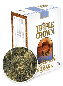 Triple Crown Safe Starch Forage-40 lbs
