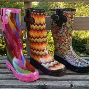 Blazin Roxx Design Rainboots