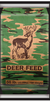 Northeast Deer Feed
